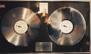 Singles Collection UK Double Award
