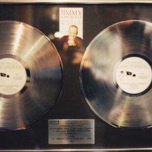 Jimmy Somerville – BPI Double Platin Award – 1991