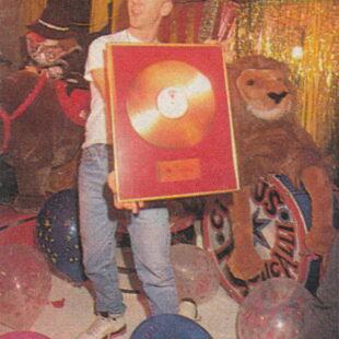 Neue Award Disks eingetroffen