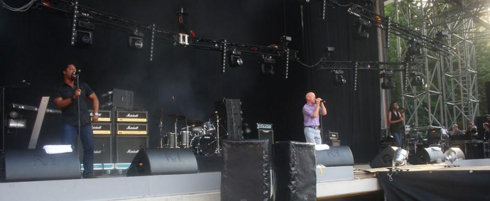 Jimmy Live On Stage | Berlin
