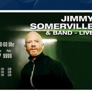 Jimmy Somerville – BERLIN SHOW VERLEGT!!