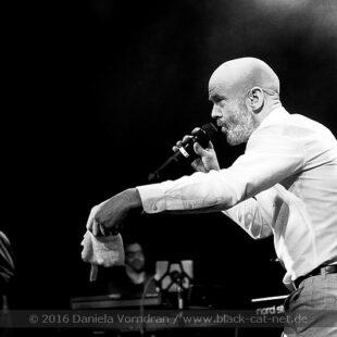 Disco-Inferno mit Jimmy Somerville im Grünspan-Hamburg