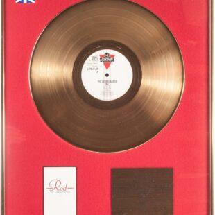 The Communards – BPI Gold Award 1987