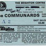 Ticket The Communards Live at Brighton