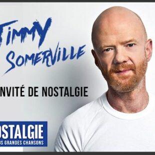 Jimmy Somerville Radio Promo – Frankreich
